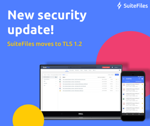 Security update blog