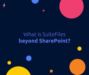 What is SuiteFiles beyond SharePoint