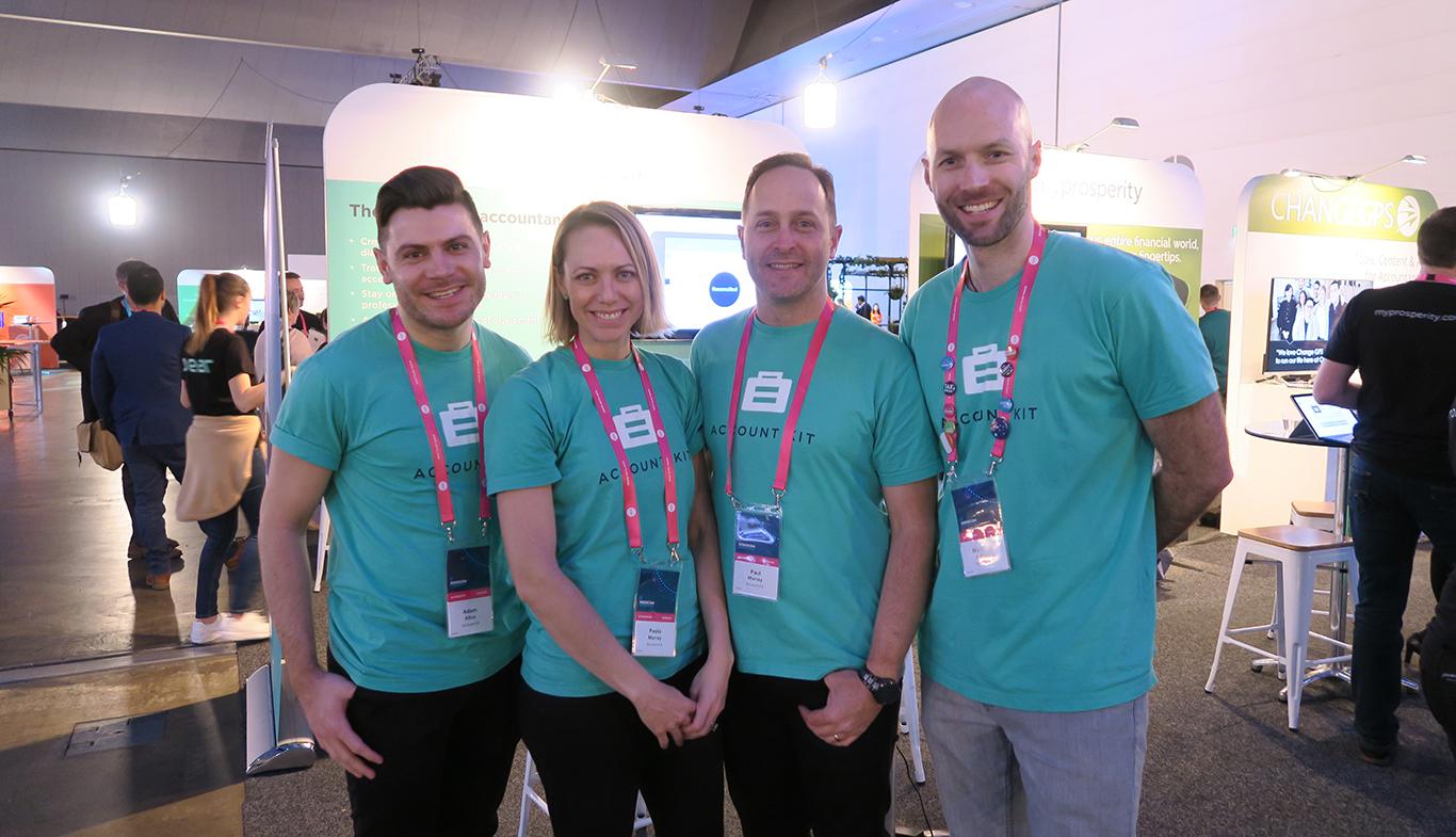 AccountKit team at Xerocon Melbourne 2017